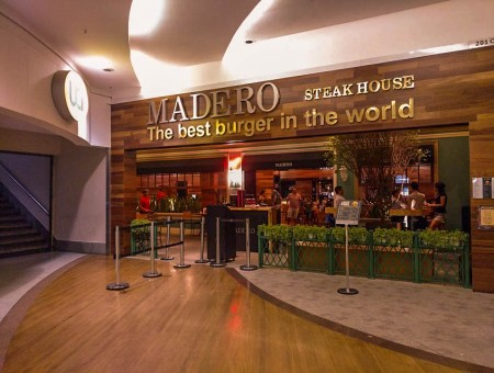 Madero, the best burger in the world? #RJ