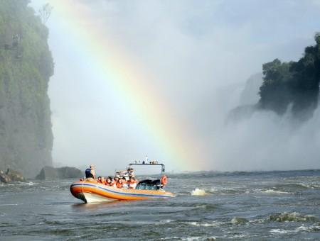 Cataratas do Iguaçu e o Macuco Safari