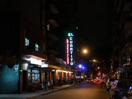 Pizzaria tradicional em Buenos Aires: El Cuartito