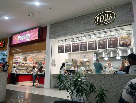 Nova loja Mexcla no Shopping Metrô Santa Cruz