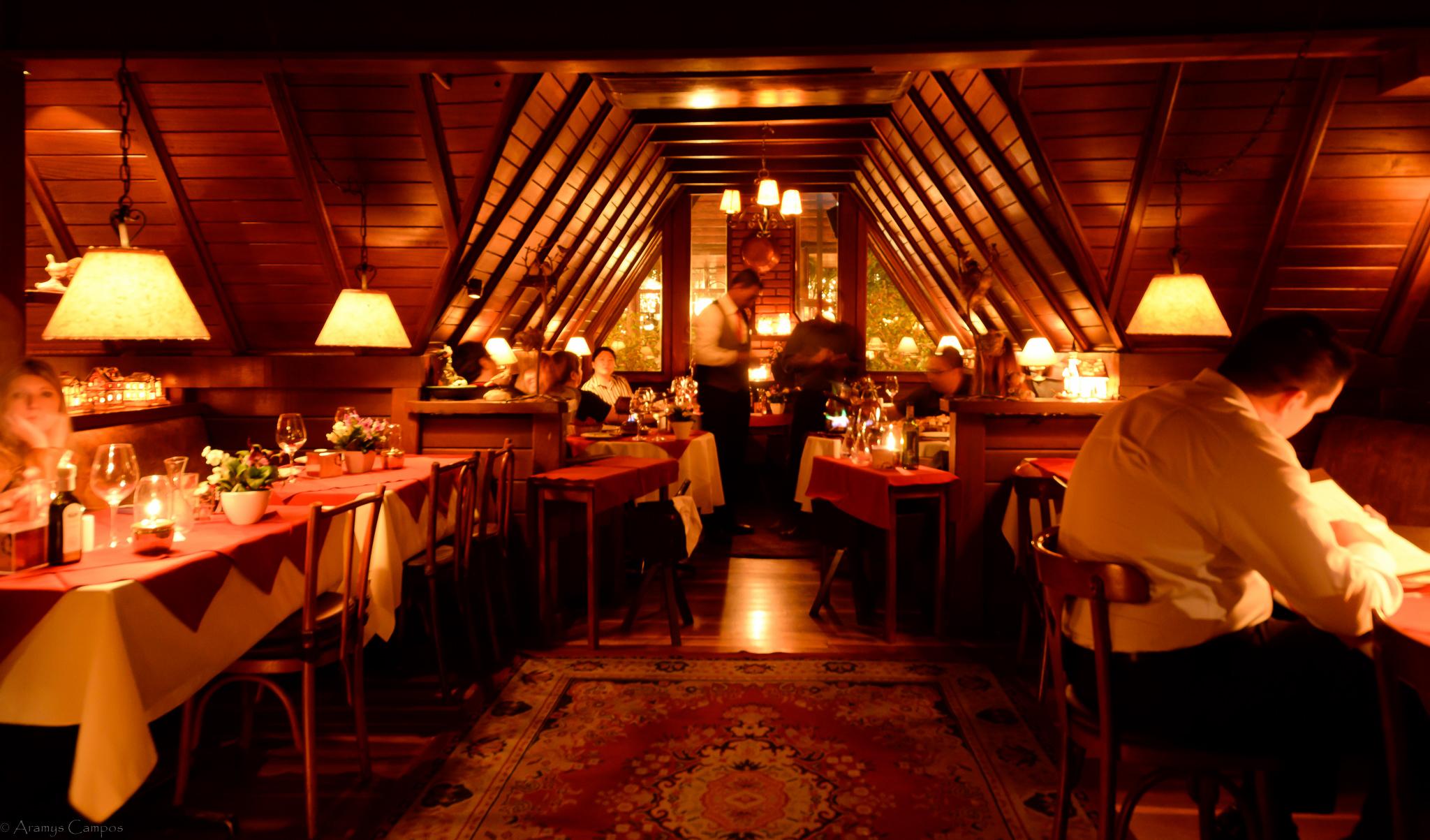 Era uma vez um chalezinho, restaurante de fondues