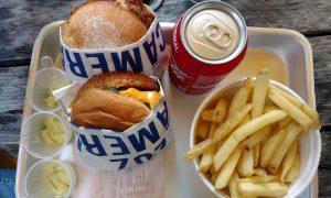 Luz, Câmera, Burger!